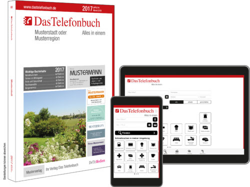 Das Telefonbuch Medienmix