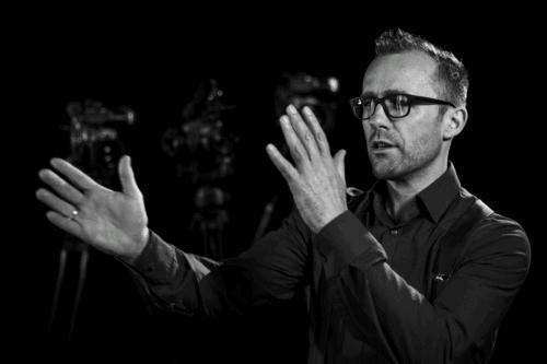 Systemischer Coach und Regisseur Matthias Haag - Bleicher Medien GmbH