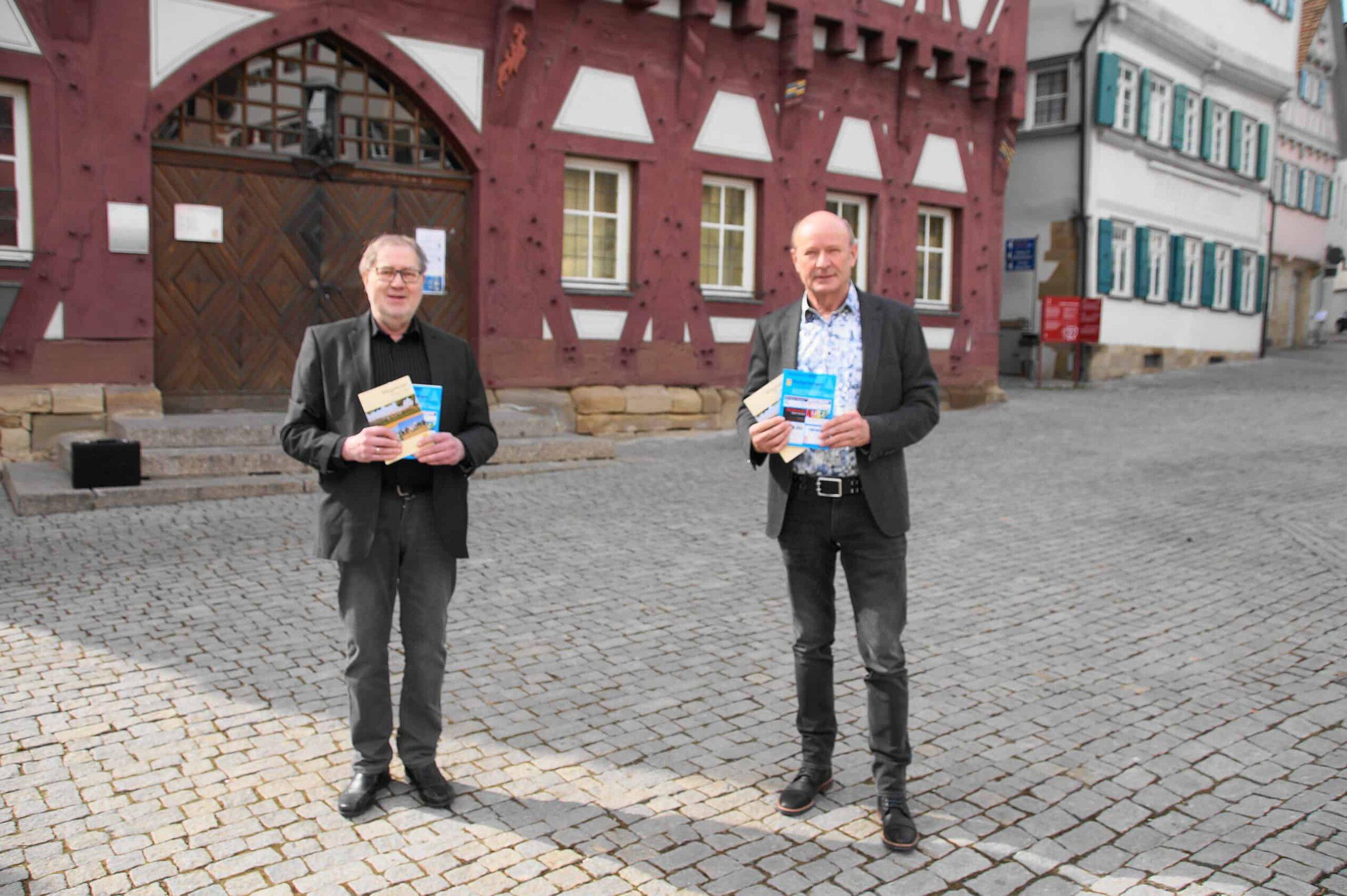 Auch Für Markgröningen Gibt Es Ein Neues Adressbuch !
