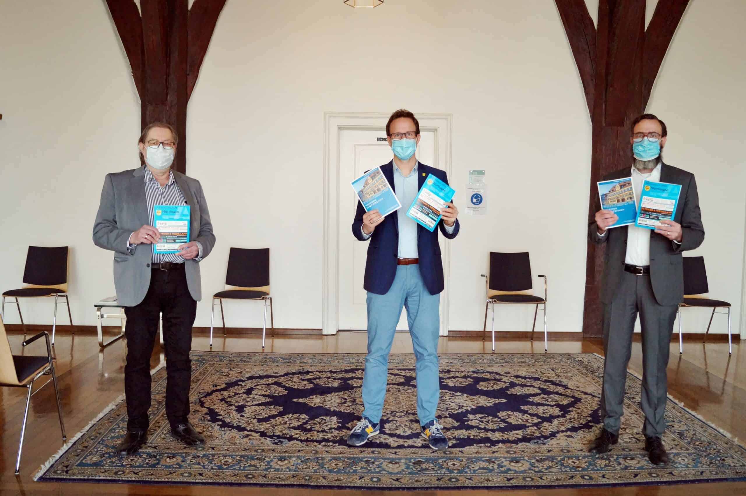 Ein Neues Adressbuch Für Nürtingen!