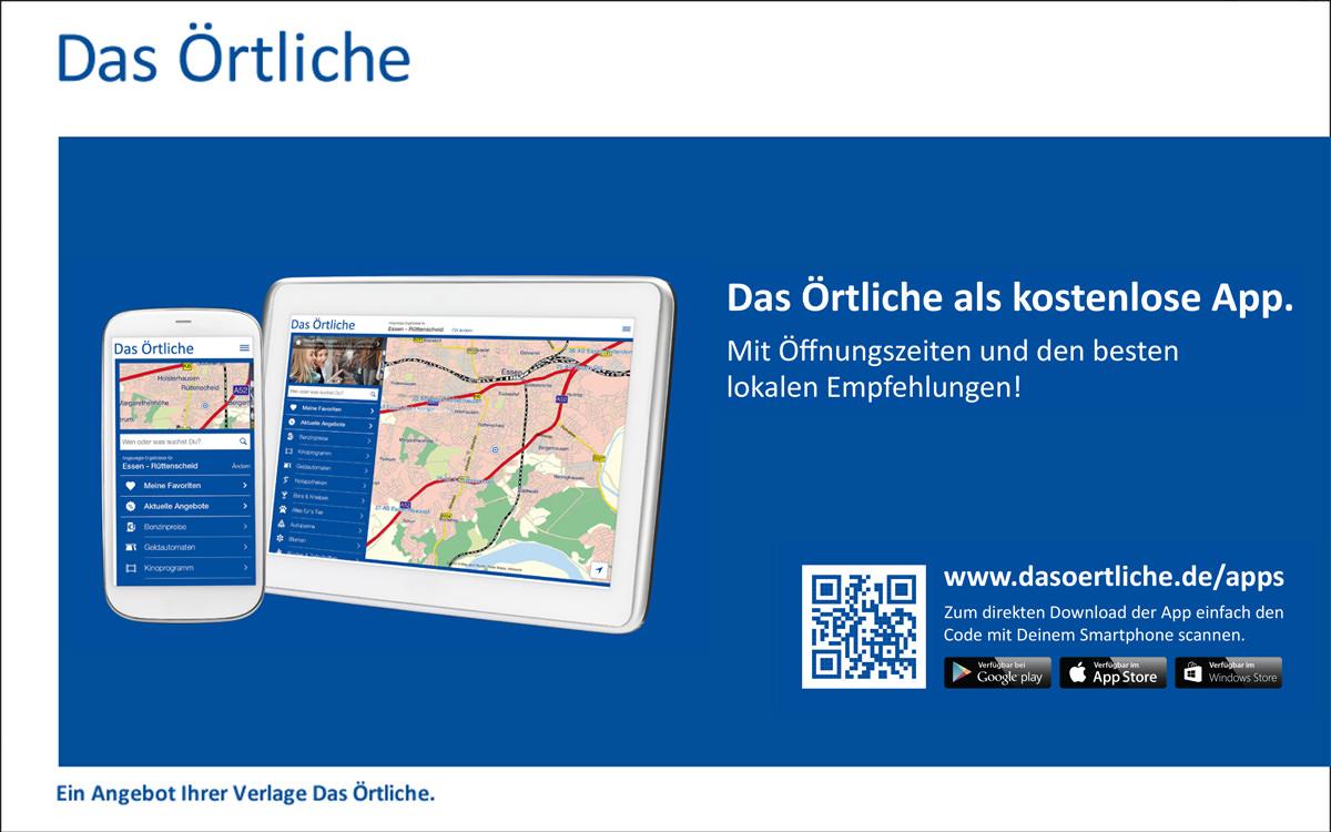 Die Das Örtliche App Eilt Von Rekord Zu Rekord!