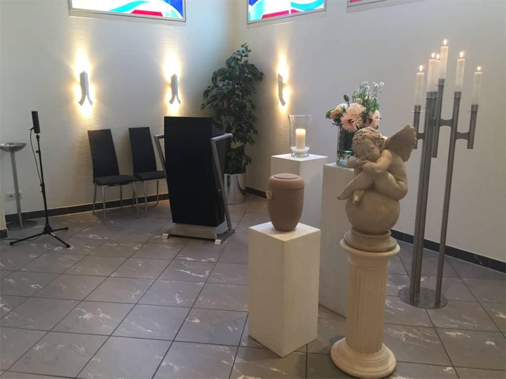 Live-Stream von Trauerfeier und Beisetzung