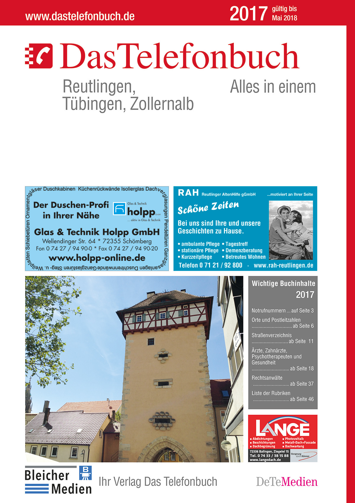 Telefonbuch Ditzingen