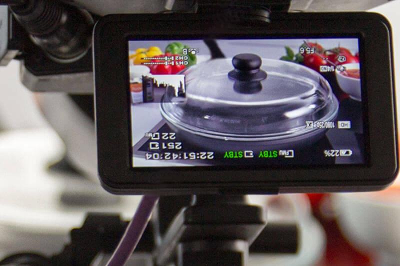 Produkt- und Werbefilm-Produktion