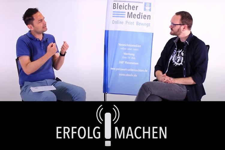 Bleicher Medien Podcast: Erfolg Machen