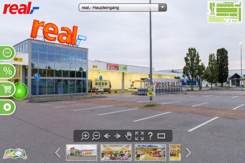 360° Rundgänge / Virtuelle Touren